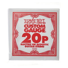 Ernie Ball 020p Single String Slinky Set