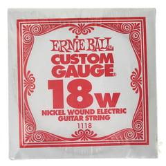 Ernie Ball 018 Single String Wound Set
