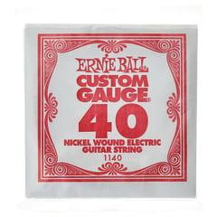 Ernie Ball 040 Single String Wound Set