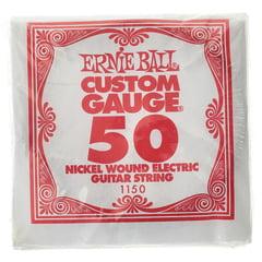 Ernie Ball 050 Single String Wound Set