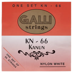 Galli Strings KN66 Kanun Strings Set