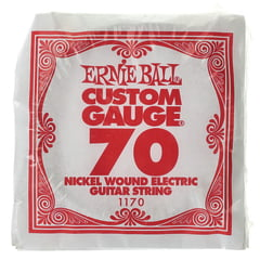 Ernie Ball 070 Single String Wound Set