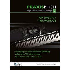 Keys Experts Verlag PSR-S 975/775 Praxis Buch 2