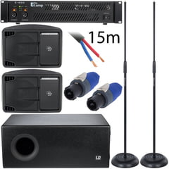 LD Systems Sub 88 2.1 Set