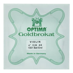"Optima Goldbrokat e"" 0.24 x-light BE"