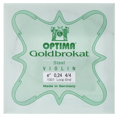 "Optima Goldbrokat e"" 0.24 x-light LP"