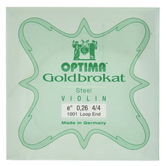 "Optima Goldbrokat e"" 0.26 medium LP"