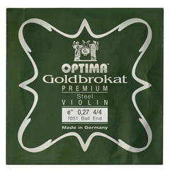 "Optima Goldbrokat Premium e"" 0.27 BE"