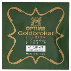 "Optima Goldbrokat 24K Gold e"" 0.28 LP"