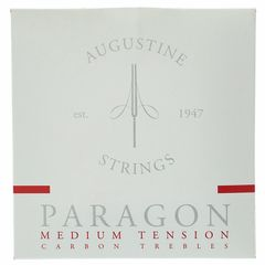 Augustine Paragon Red Medium Tension