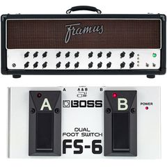 Framus Dragon Guitar Amp Bundle