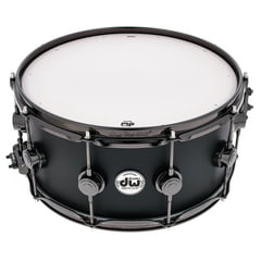 "DW Satin Oil 14""x6,5"" Ebony BN"