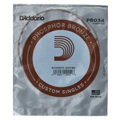Daddario PB034 Single String