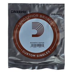 Daddario PB045 Single String