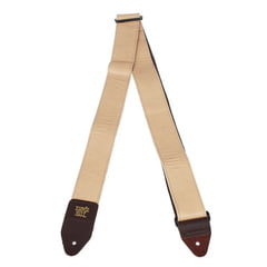 Ernie Ball E-Guitar Strap Leather BR