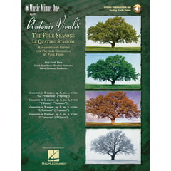 Music Minus One Vivaldi Vier Jahreszeiten FL