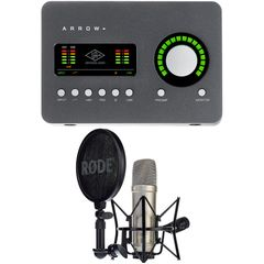 Universal Audio Arrow Rode NT1A Bundle