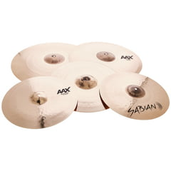 Sabian AAX Exclusive XL Cymbal Set