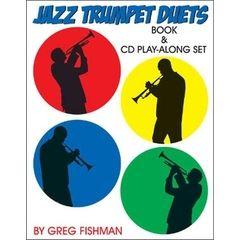 Greg Fishman Jazz Studios Jazz Trumpet Duets