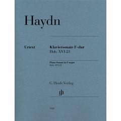 Henle Verlag Haydn Klaviersonate D-Dur