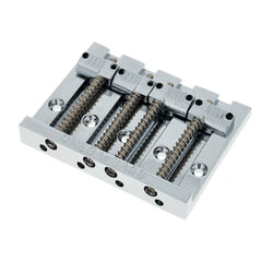 Allparts Omega Bass Bridge 4 Grooved C