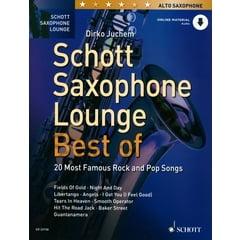 Schott Saxophone Lounge Best Of A-Sax