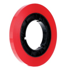 """RTM Leader Tape Red 1/2"""""""