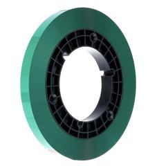 "RTM Leader Tape Green 1/2"""