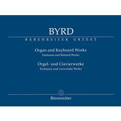 Bärenreiter Byrd Orgel- und Clavierwerke
