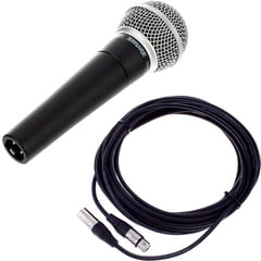 Shure SM58 LC Monster Bundle