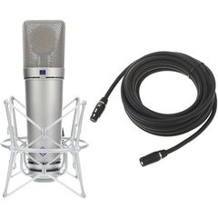 Neumann U87 Ai Studio Set ni Bundle