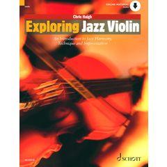 Schott Exploring Jazz Violin