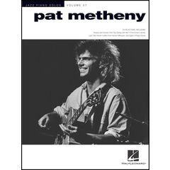 Hal Leonard Jazz Piano Solos Pat Metheny