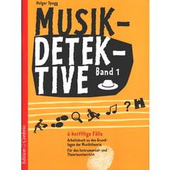 Edition Conbrio Musikdetektive Band 1