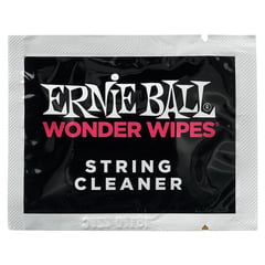 Ernie Ball Wonder Wipes String Cleaner