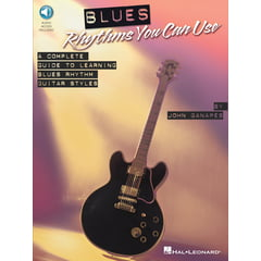 Hal Leonard Blues Rhythms You Can Use
