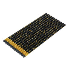 agifty Pencil Gold Set Of 10