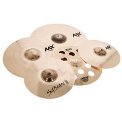 Sabian AAX Exclusive Hybrid Cym. Set