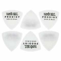 Ernie Ball Prodigy Picks 2,0 mm White