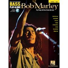Hal Leonard Bass Play-Along Bob Marley