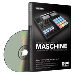 DVD Lernkurs Hands On NI Maschine