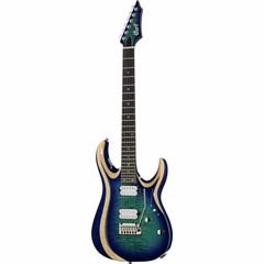 Cort X-700 Duality Light Blue Burst