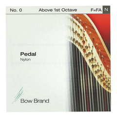 Bow Brand Pedal Artist Nylon 0th F No.0
