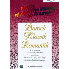 Siebenhüner Musikverlag Barock/Klassik/Romantik Flute