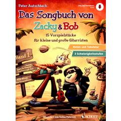 Schott Das Songbuch von Zacky & Bob