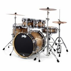 "DW PDP M5 22"" Bundle Natural"