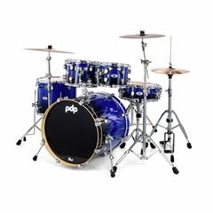 "DW PDP M5 22"" Bundle Blue Fade"