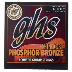 GHS TCB-L Phosphor Bronze Light