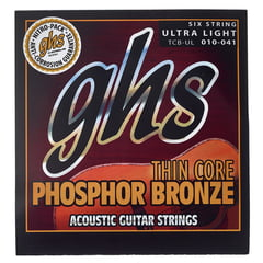 GHS TCB-M Phosphor Bronze U-Light