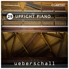 Ueberschall Upright Piano